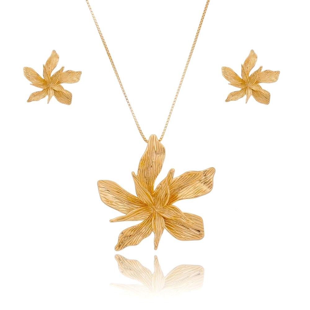 conj-de-flor-de-petalas-finas-assimetricas-banhado-no-ouro-18k
