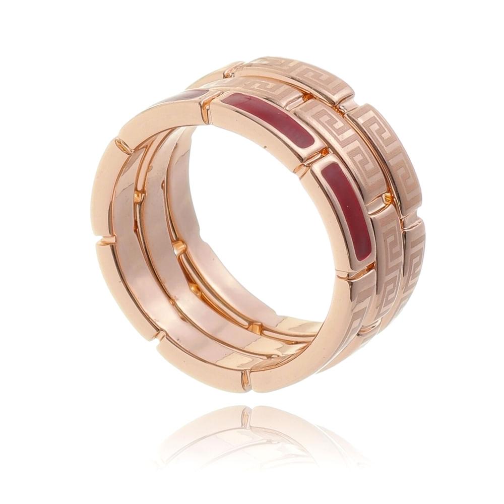 anel-com-desenhos-e-esmaltacao-banhado-no-ouro-rose-18k