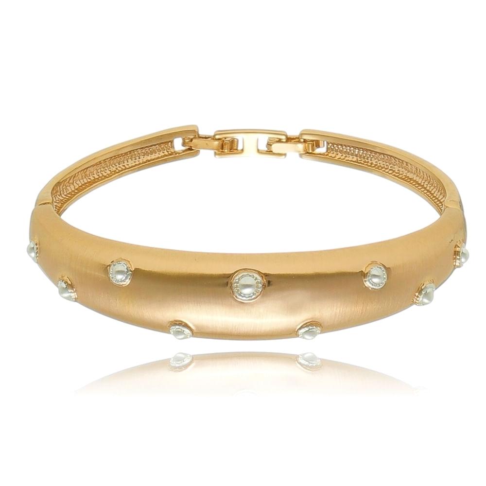 puls-bracelete-liso-grosso-com-pontinhos-em-rodio-banhado-no-ouro-18k