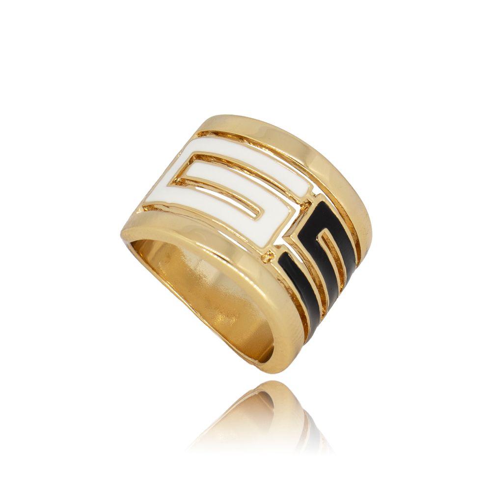 anel-vazado-com-detalhes-esmaltados-em-preto-e-branco