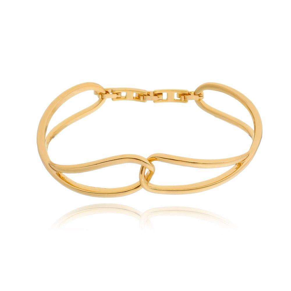 puls-bracelete-liso-duplo-entrelacado