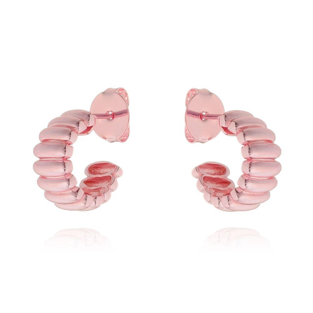 brinco-argolinha-lisa-com-gominhos-pink-BR04020343PKLS