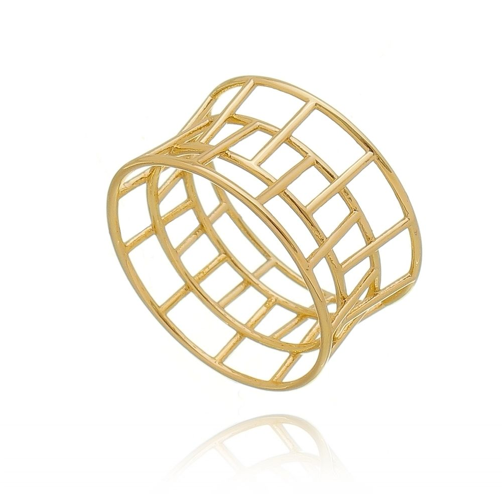 anel-liso-basico-forma-geometrica