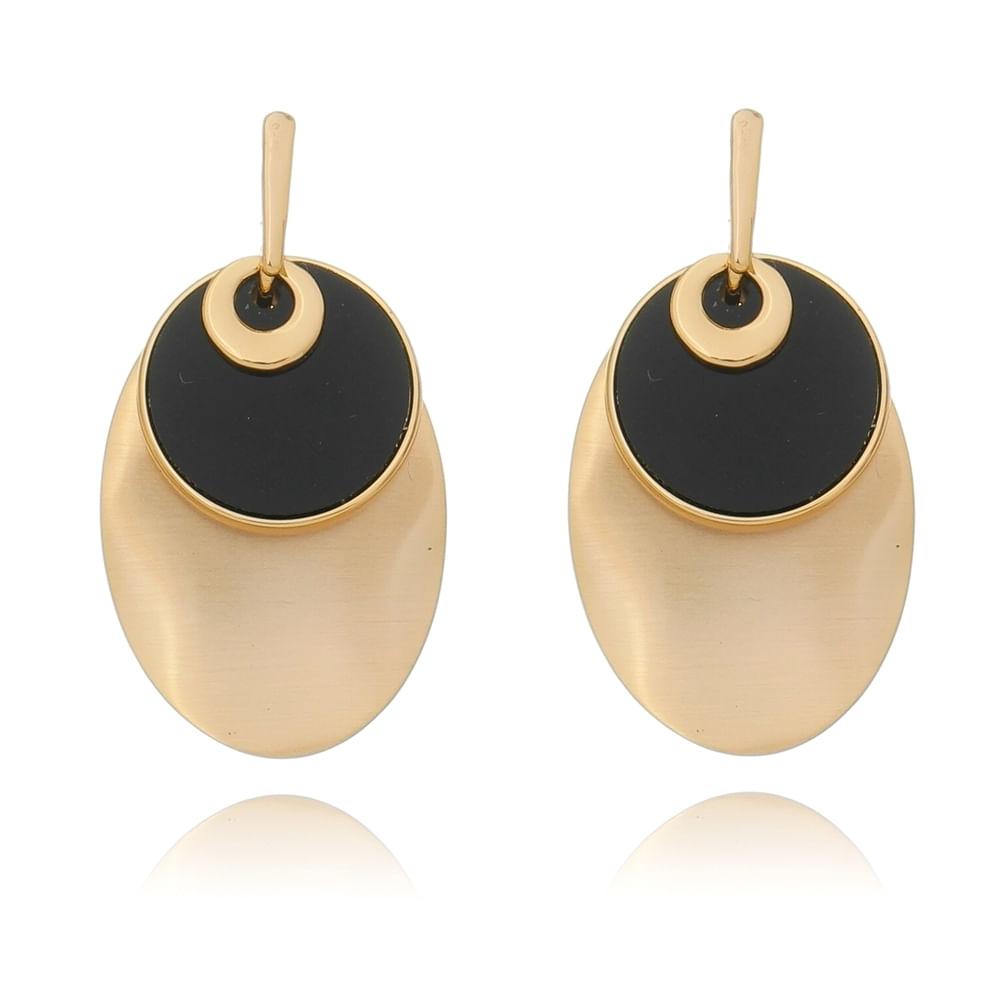 brinco-com-formas-arredondadas-lisa-e-esmaltada-banhado-em-ouro-18k-BR01040164DOUN