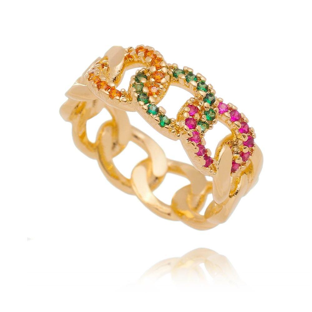 anel-de-elos-lisos-entrelacados-e-com-zirconias-coloridas