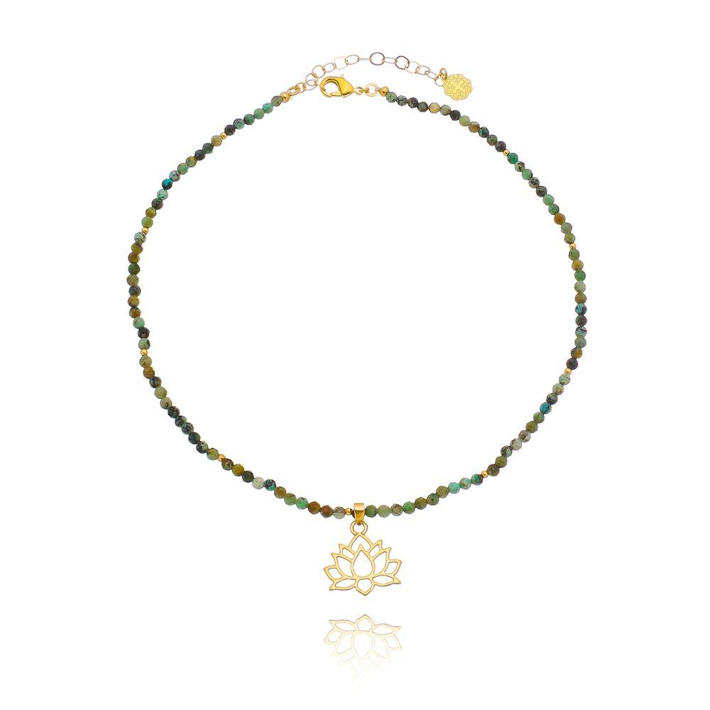 colar-de-esmeraldas-com-pingente-de-flor-de-lotus